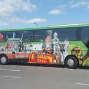 reise bus excalibur